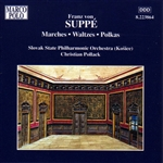 SUPPE: Marches / Waltzes / Polkas