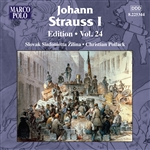 STRAUSS I, J.: Edition - Vol. 24