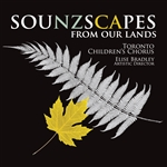 Choral music from Canada and New Zealand