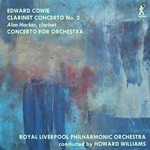 Edward Cowie: Orchestral Works