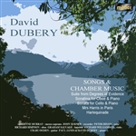 DUBERY, D.: Songs and Chamber Music