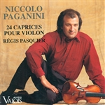 PAGANINI, N.: 24 Caprices, Op. 1 (R. Pasquier)