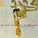 DEBUSSY, C.: 2 Danses / CRAS, J.: Quintette / RAVEL, M.: Introduction et Allegro / SAINT-SAENS, C.: Fantaisie, Op. 124 (Moretti)