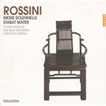 ROSSINI, G.: Petite messe solennelle / Stabat mater (C. Spering)