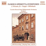 FAMOUS OPERETTA OVERTURES