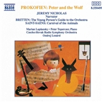 PROKOFIEV: Peter and the Wolf /  SAINT-SAENS: Carnival of the Animals