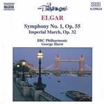 ELGAR: Symphony No. 1 /  Imperial March