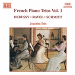 French Piano Trios, Vol.  1