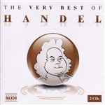 HANDEL (THE VERY BEST OF)