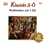 KLASSISKT A-O (The A to Z of Classical Music)