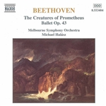 BEETHOVEN: Creatures of Prometheus (The), Op. 43