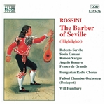 ROSSINI: Barber of Seville (The) (Highlights)