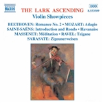 Lark Ascending (The): Violin Showpieces