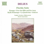 DELIUS: Florida Suite /  Over the Hills and Far Away