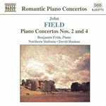 FIELD: Piano Concertos Nos. 2 and 4