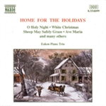 CHRISTMAS Eaken Piano Trio: Home for the Holidays