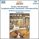 IBERT: Escales /  Divertissement / Symphonie marine