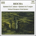 REICHA: Wind Quintets, Op. 91, No. 6 and Op. 88, No. 6