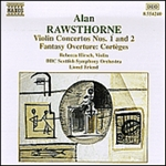 RAWSTHORNE: Violin Concertos Nos. 1 and 2 /  Corteges