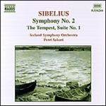 SIBELIUS: Symphony No. 2  /  'The Tempest', Suite No. 1