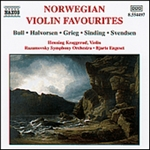 Norwegian Violin Favourites