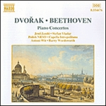 DVORAK: Piano Concerto in G minor /  BEETHOVEN: Piano Concerto No. 5,