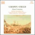 CHOPIN: Piano Concerto No. 2 /  FIELD: Piano Concerto No. 1