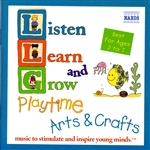 LISTEN, LEARN AND GROW: Playtime Arts and Crafts