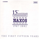NAXOS 15TH ANNIVERSARY CD