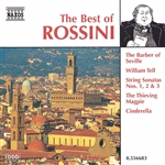 ROSSINI (THE BEST OF)