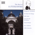 LUTOSLAWSKI (THE BEST OF)