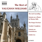 VAUGHAN WILLIAMS (THE BEST OF)