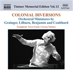 GRAINGER /  LILBURN: Colonial Diversions (Tintner Edition 12)