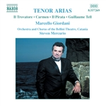 TENOR ARIAS (Marcello Giordani)