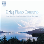 GRIEG, E.: Orchestral Music, Vol. 1 - Piano Concerto / Symphonic Dances / In Autumn (Royal Scottish National Orchestra, Engeset)