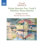 BRIDGE: Phantasy /  String Quartets Nos. 2 and 4