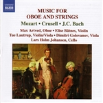 MOZART /  CRUSELL / BACH, J.C.: Music for Oboe and Strings