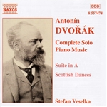 DVORAK: Suite in A Major, Op. 98 /  Scottish Dances, Op. 41