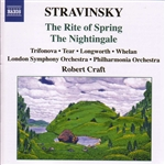 STRAVINSKY: Rite of Spring (The) /  The Nightingale  (Stravinsky, Vol. 3)