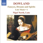 DOWLAND: Lute Music, Vol. 1