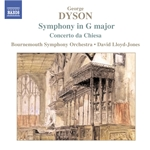 DYSON: Symphony in G Major /  Concerto da Chiesa / At the Tabard Inn