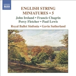 ENGLISH STRING MINIATURES, Vol. 5