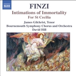 FINZI: Intimations of Immortality /  For St Cecilia