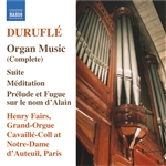 DURUFLE: Organ Music (Complete)