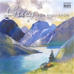 GRIEG FOR MEDITATION (Swedish Edition)