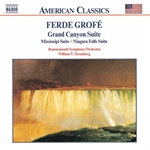GROFE: Grand Canyon Suite / Mississippi Suite / Niagara Falls