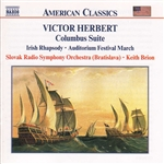 HERBERT, V.: Columbus Suite /  Irish Rhapsody