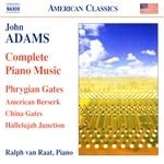 ADAMS, J.: Piano Music (Complete)