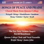 Songs of Peace & Praise