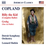Copland: Grohg & Billy the Kid
